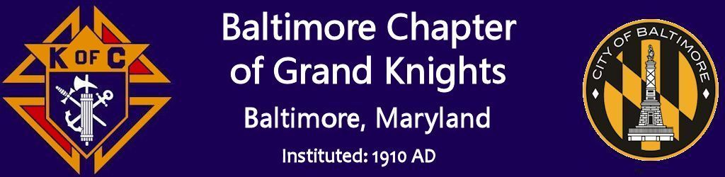 Baltimore Chapter of Grand Knights